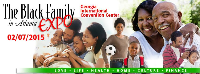 Black Family Expo Banner