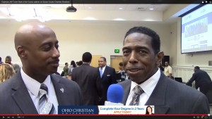 Clayton County Chairman Jeff Turner Interview
