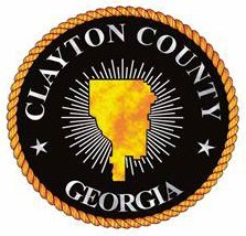 Clayton County smalcountyseal